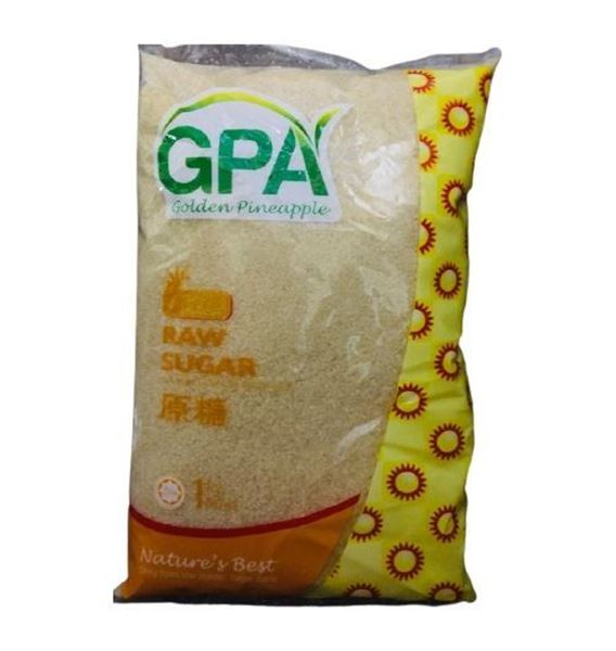Picture of Golden Pineapple Raw Sugar
