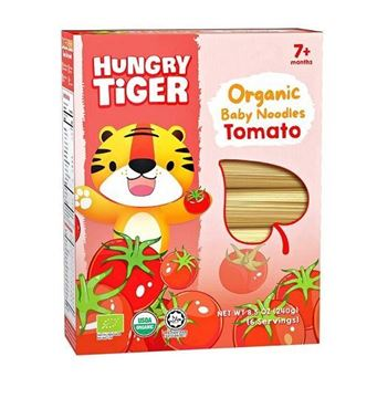 Picture of Hungry Tiger Organic Baby Noodles Tomato (7+ Months)