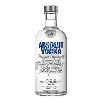 Picture of Absolute Vodka