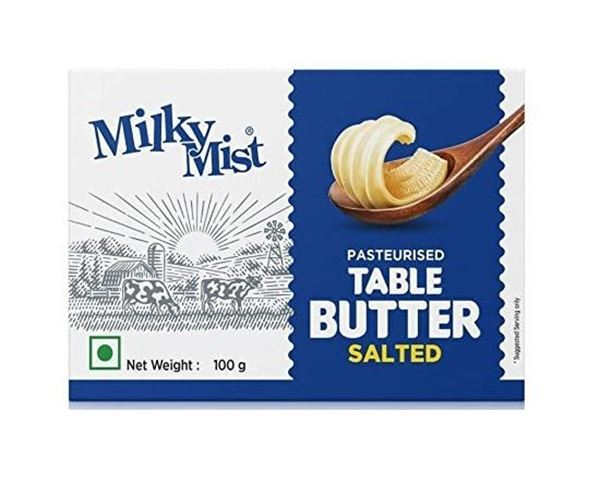 Picture of Milky Mist Butter SALTED (Chilled)