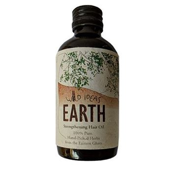 Picture of Wild Ideas Earth Strengthening Hair Oil