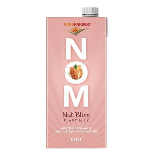 Picture of Pure Harvest NOM Nut Bliss Milk (Certified ORGANIC)
