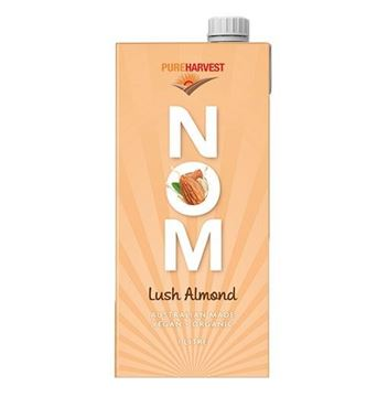 Picture of Pure Harvest NOM Lush Almond Milk (Certified ORGANIC)