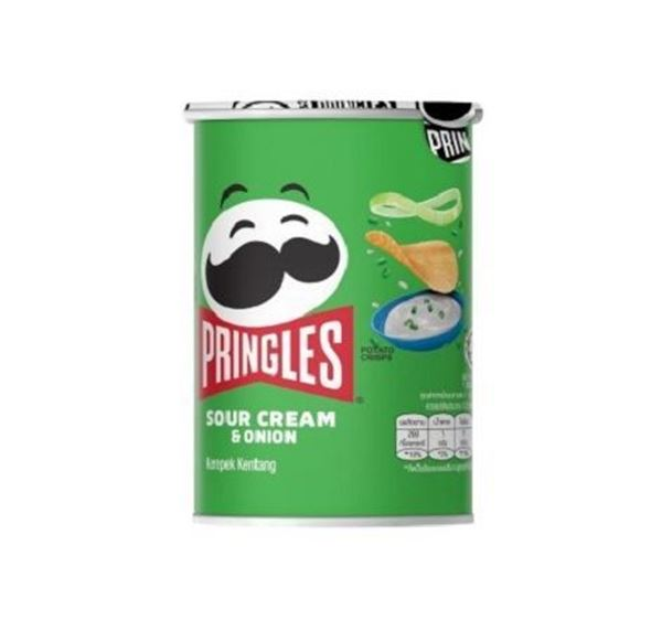 Picture of Pringles Sour Cream & Onion Chips