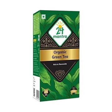 Picture of 24 MANTRA Green Tea (Certified ORGANIC)
