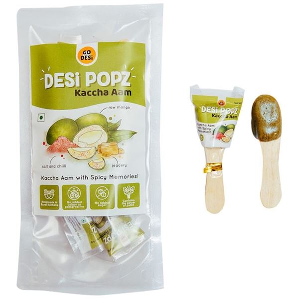 Picture of Go Desi Natural Kaccha Aam Popz