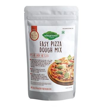 Picture of Wingreens Easy Pizza Dough Mix