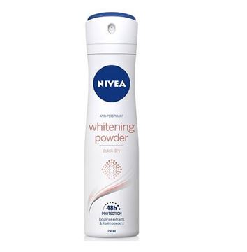 Picture of Nivea Extra Whitening Quick Dry  Deo Spray Women