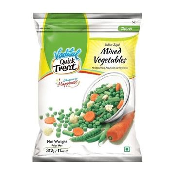 Picture of Vadilal Fresh Mix Vegetables (Chilled)
