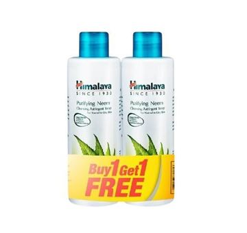 Picture of Himalaya Purifying Neem Cleansing Astringent Toner (Buy 1 Get 1)