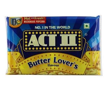Picture of ACT II Popcorn Butter Lover Flavour