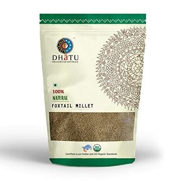 Picture of Dhatu Foxtail Millet (Certified ORGANIC)