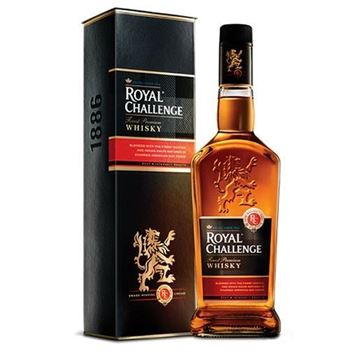 Picture of Royal Challenge Finest Premium Whisky