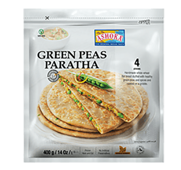 Picture of Ashoka Green Peas Paratha (Chilled)