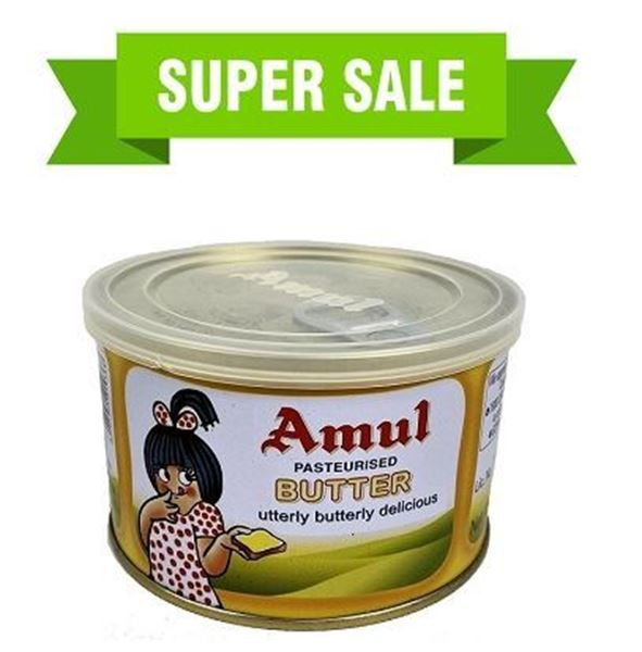 Picture of AMUL Delicious Butter SALTED Tin (Chilled)