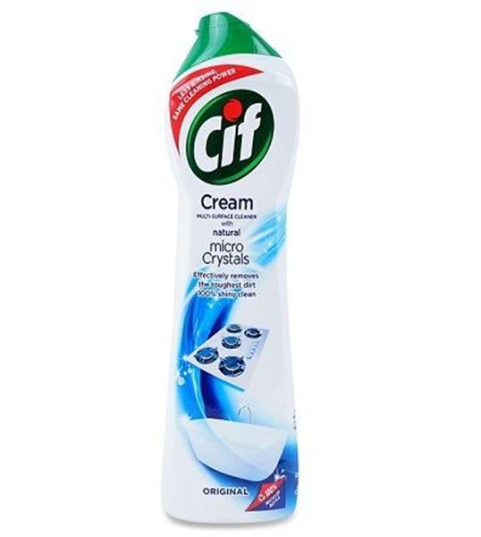 Picture of CIF Original Cream With Micro Crytals Multi Surface Cleaner