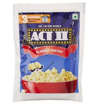 Picture of ACT II Popcorn Classic Salted