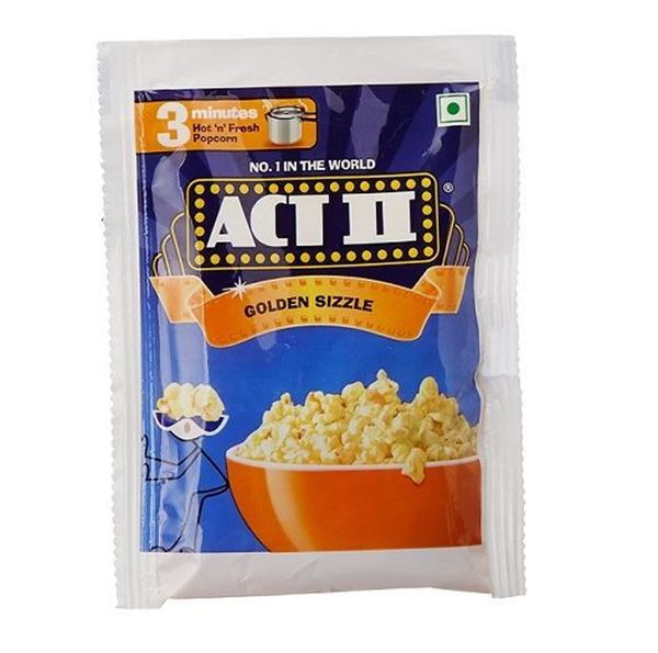 Picture of ACT II Popcorn Golden Sizzle