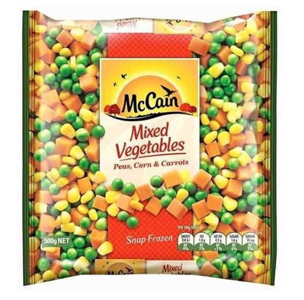 Picture of Mccain Fresh Mixed Vegetables