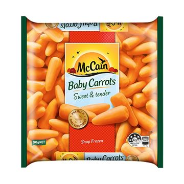 Picture of Mccain Fresh Baby Carrots