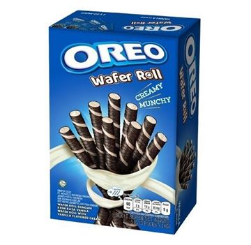 Picture of Oreo Wafer Roll Vanilla
