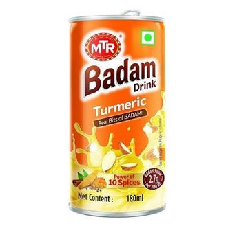 Picture of MTR Badam Drink Turmeric
