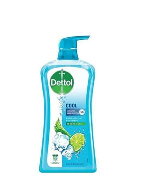 Picture of Dettol Anti Bacterial Shower Gel Cool Bottle