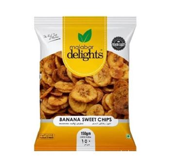 Picture of Malabar Delights Banana Sweet Chips