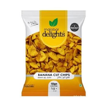 Picture of Malabar Delights Banana Cut Chips
