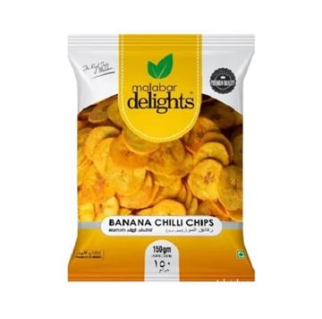 Picture of Malabar Delights Banana Chilli Chips
