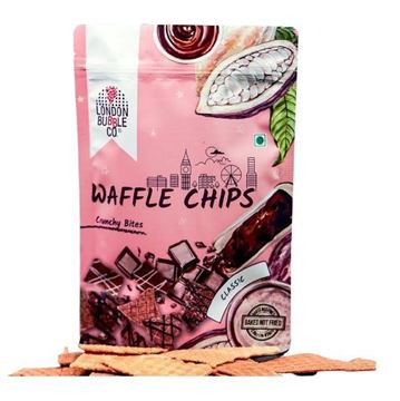 Picture of London Bubble Co Classic Waffle Chips
