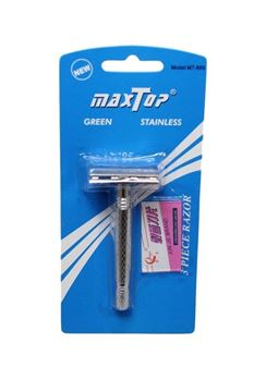 Picture of Maxtop Stainless Green Razor