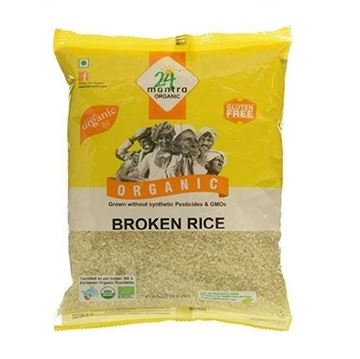 Picture of 24 MANTRA Broken Rice (Certified ORGANIC)