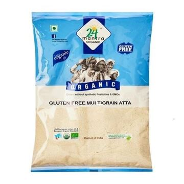 Picture of 24 MANTRA Sprouted Multigrain Atta (Certified ORGANIC)