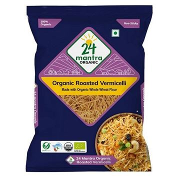 Picture of 24 Mantra Roasted Vermicelli (Certified ORGANIC)