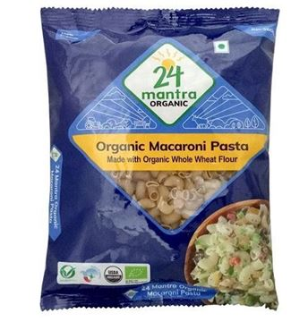 Picture of 24 Mantra Whole Wheat Macroni Pasta (Certified ORGANIC)
