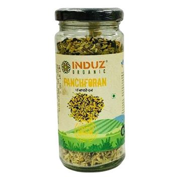 Picture of Induz Panchforan (Five Spices Mix) (Certified ORGANIC)