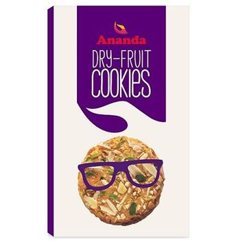 Picture of Ananda Fresh  Dry Fruit Cookies