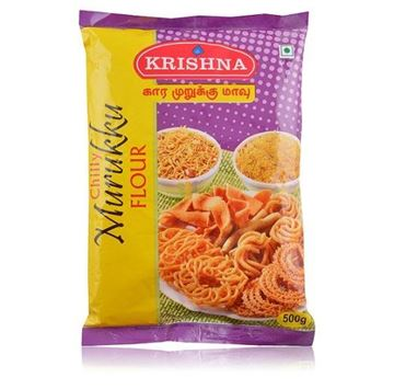Picture of Krishna Readymade Chilly Murukku Mix (Specially For Diwali)